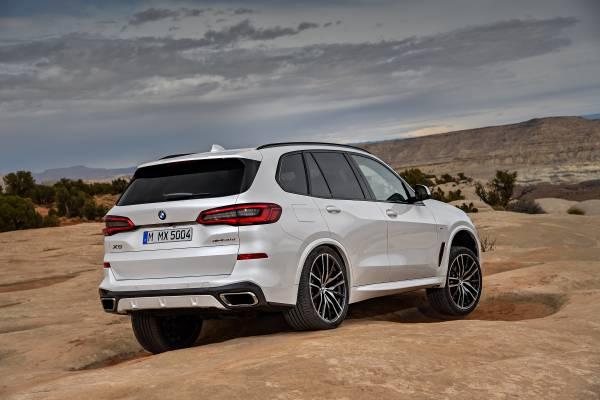 Yeni BMW X5