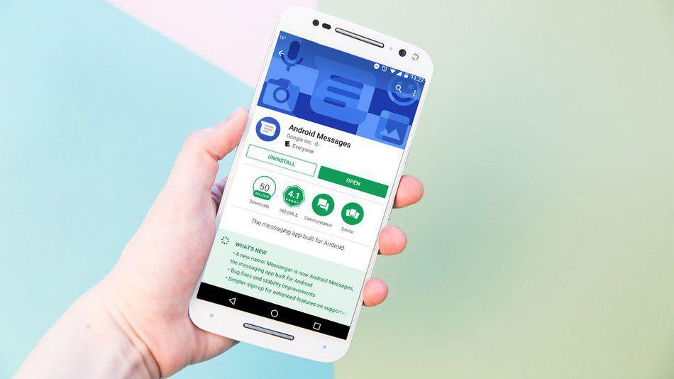 android mesajlar, takvim