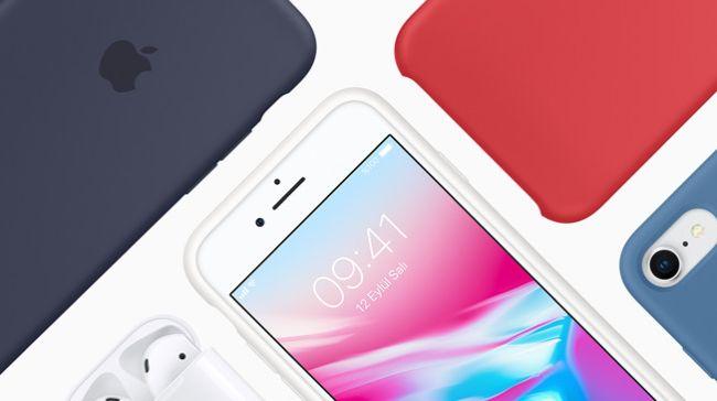 2018 iPhone siparişleri