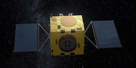 Asteroit yönlendirme