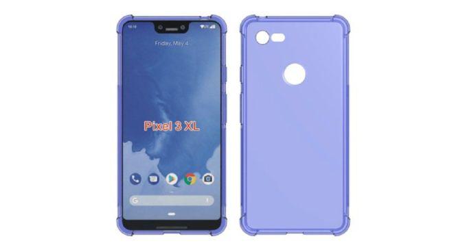 Google Pixel 3 XL kamerası