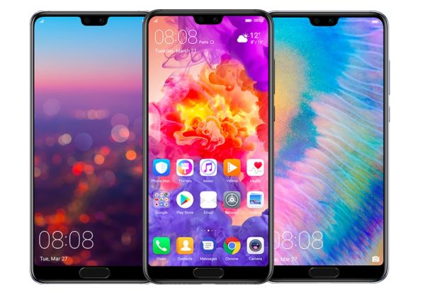 Huawei akıllı telefon güncellemeleri