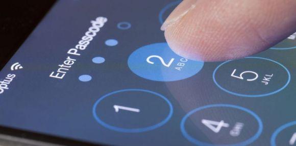 iPhone kilit açma koruması