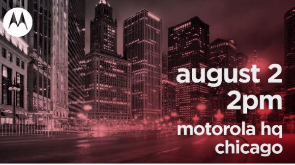 Moto Z3 çıkış tarihi