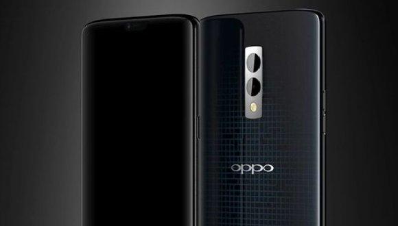 Oppo Find X tüm detaylarıyla sızdırıldı