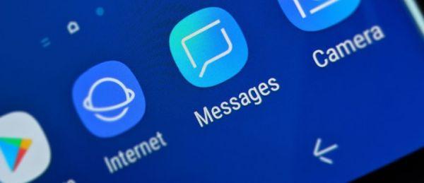 Samsung Mesajlar