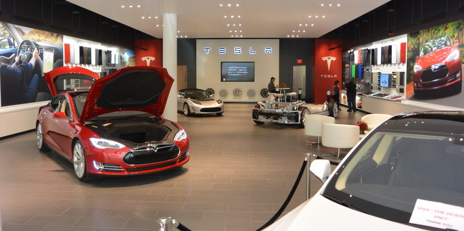 Tesla Türkiye Mağazası