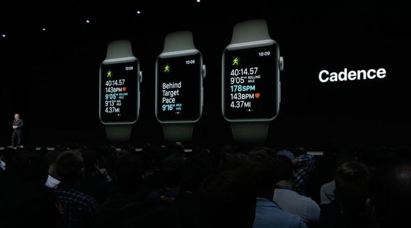 watchOS 5 özellikleri sdn 3