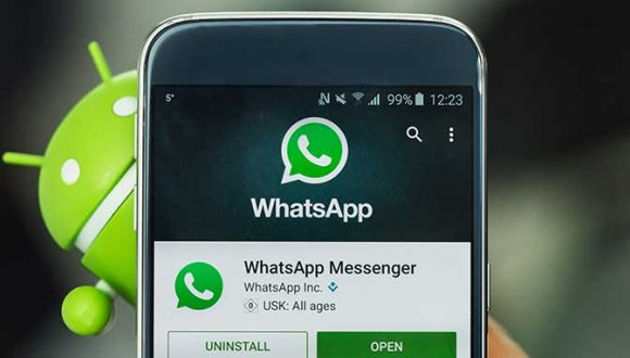 WhatsApp Android Gingerbread