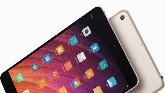 Xiaomi Mi Pad 4 özellikleri
