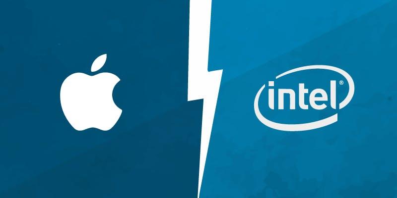 Apple ve Intel