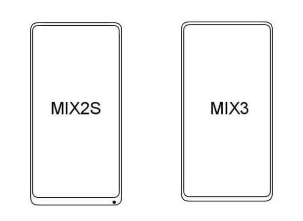 mi mix 2 vs mi mix 3