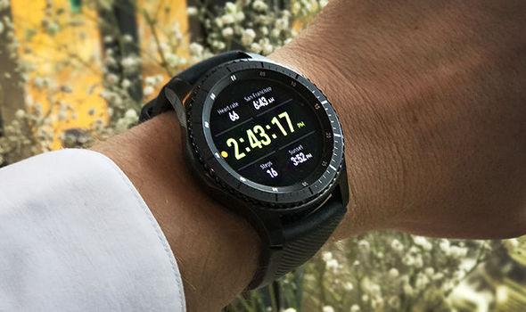 Gear S4 özellikleri