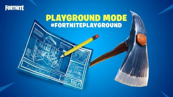Fortnite Playgrounds
