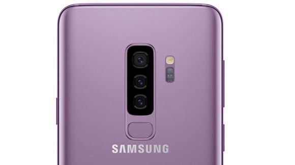 Galaxy S10 Plus kamerası