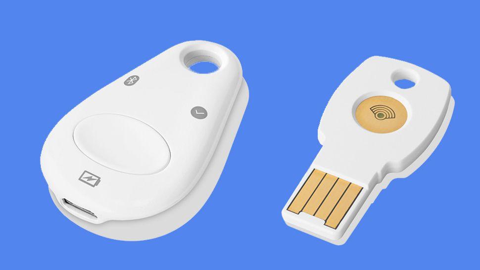 Google güvenlik anahtarı