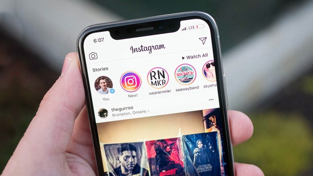 Instagram, Instagram hikayeler, superzoom