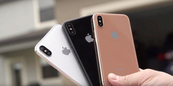 iPhone SE ve iPhone X üretimi