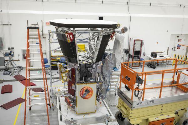 NASA ısı kalkanı