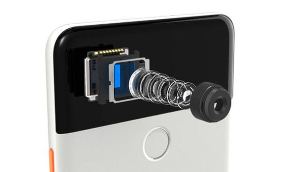 Pixel 2 kamera hatası