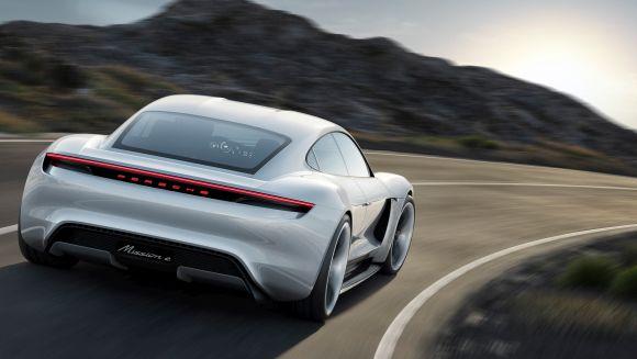 Porsche Taycan özellikleri