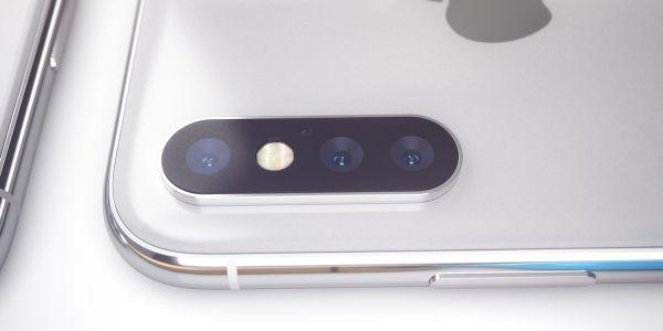 Üç kameralı iPhone artırılmış gerçeklik