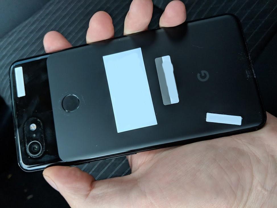 Google Pixel 3 XL tasarımı ortaya çıktı!