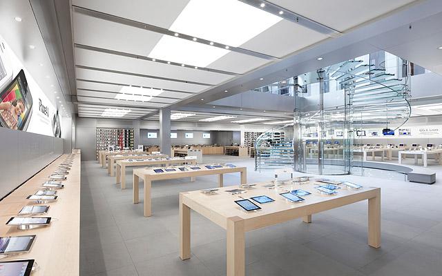 Apple Store sayısı