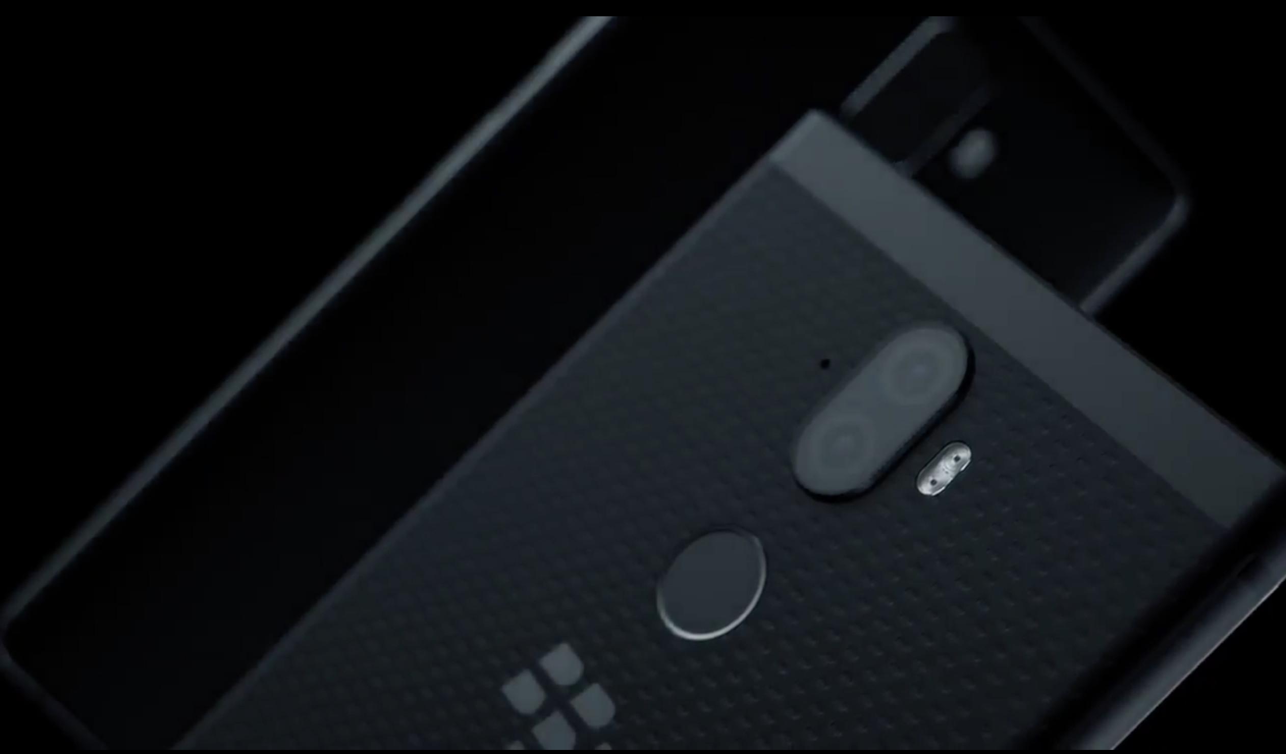 BlackBerry Evolve X özellikleri