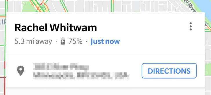 Google Haritalar pil durumunuzu paylaşacak!
