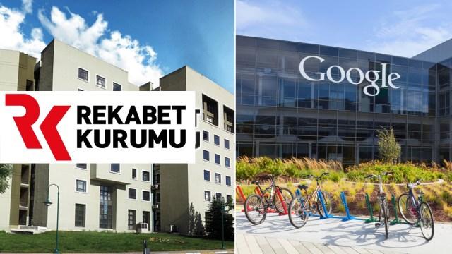 Google, Rekabet Kurumu'na savunma yaptı!