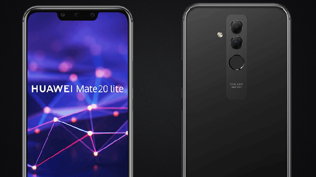Huawei Mate 20 Lite işlemcisi