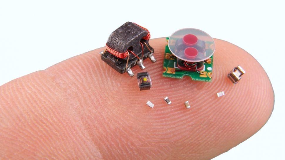 nano robotlar