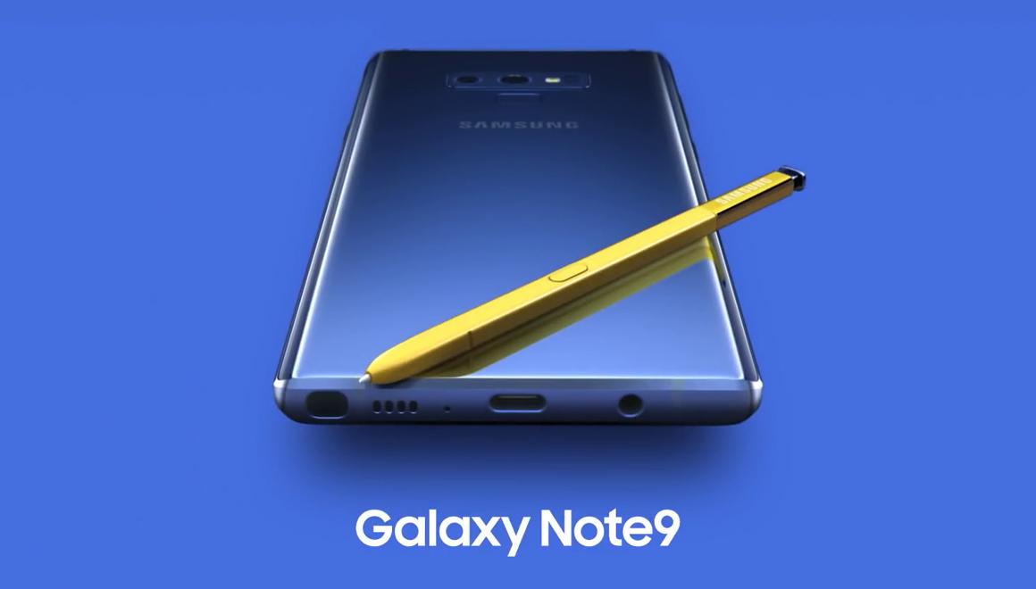 Galaxy Note 9 tanıtım videosu sızdırıldı!