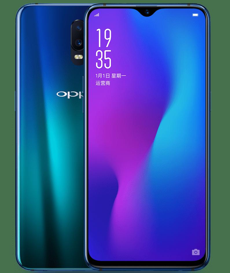 Oppo R17 tanıtıldı!