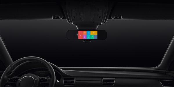 Xiaomi akıllı dikiz aynası