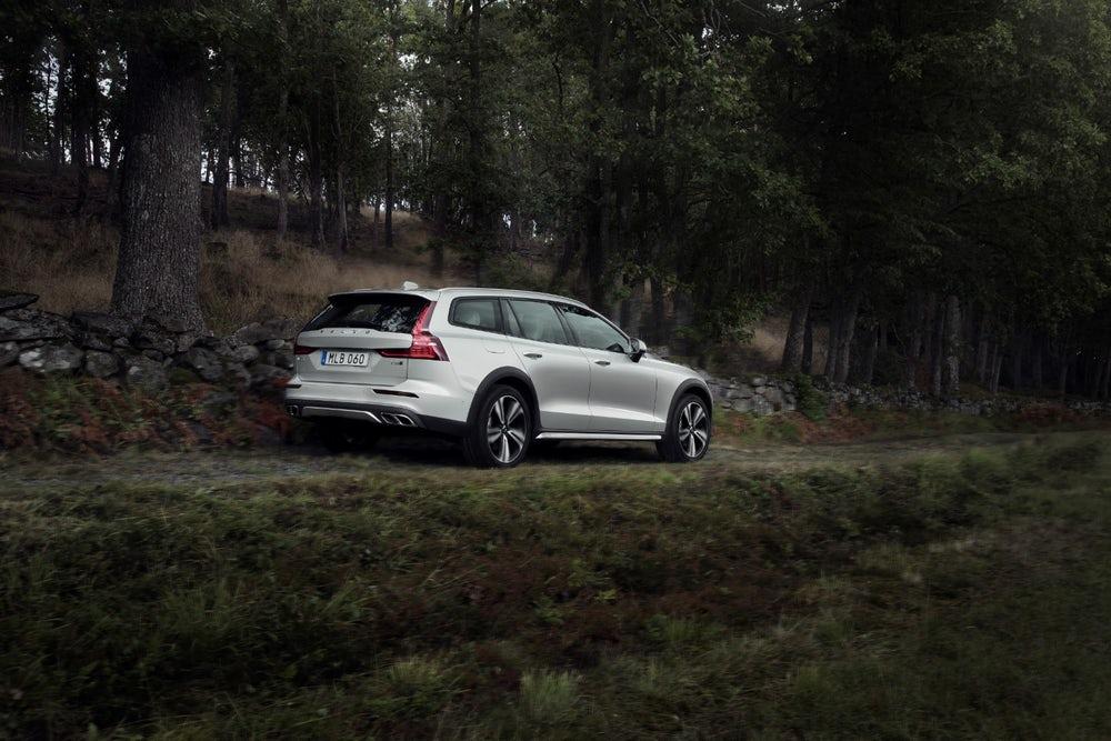 Volvo V60 Cross Country >> 2019 Volvo V60 Cross Country Tanitildi Shiftdelete Net