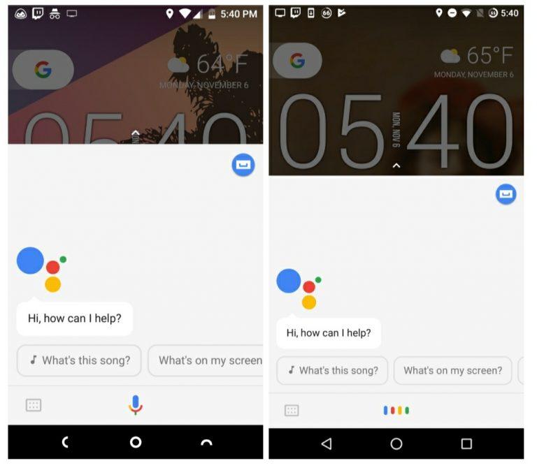 Google Asistan, Google Asistan şarkı tanıma