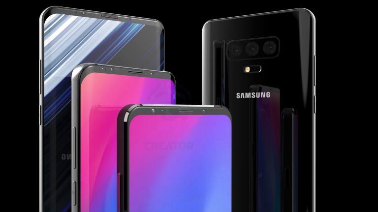 Galaxy S10 özellikleri