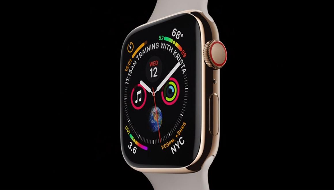 Apple Watch 4, Apple Watch Series 4 tanıtıldı!