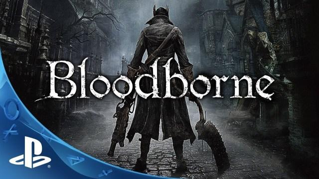 Bloodborne PS Now