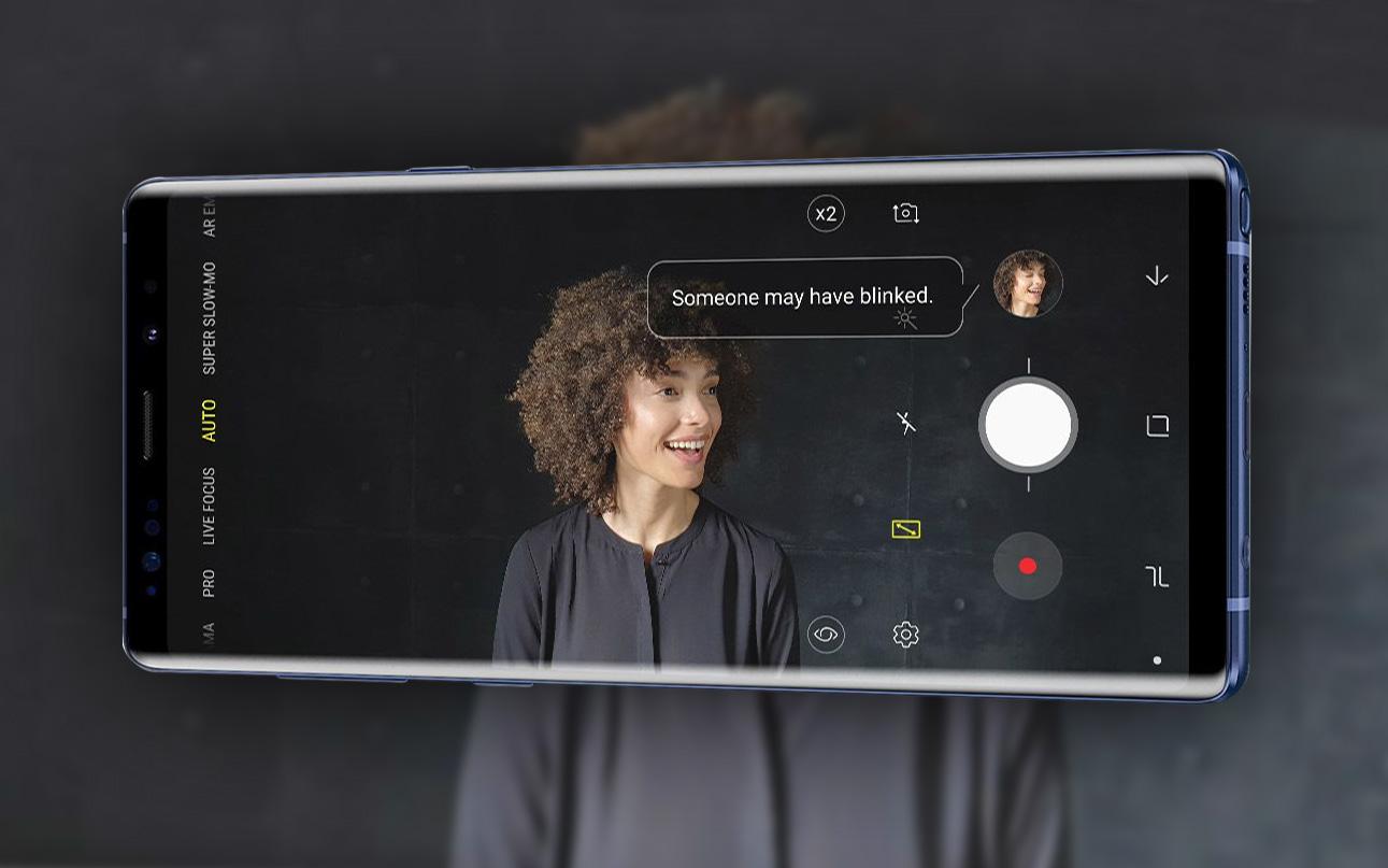 Galaxy Note 9 DxOMark puanı açıklandı!