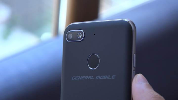 General Mobile GM 9 Pro Android Pie