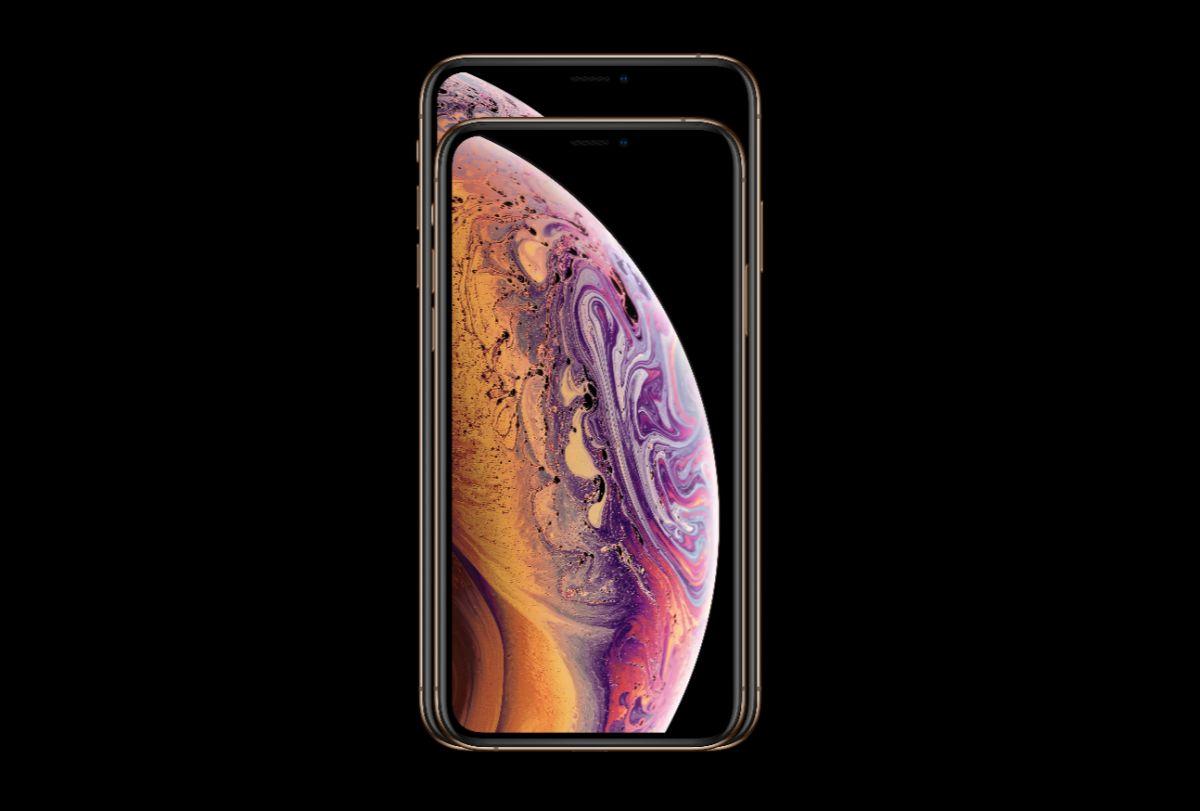 iPhone Xs hücresel veri hızı iPhone X'i ikiye katladı
