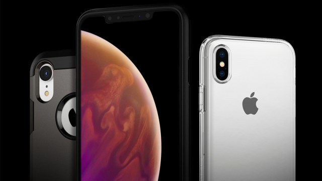 Spigen iPhone Xs ve iPhone Xs Max kılıfları ortaya çıktı!