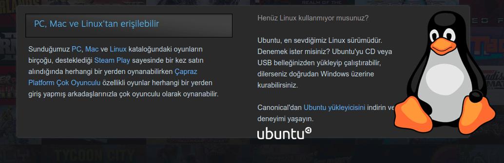 Linux Uyumlu en iyi oyunlar