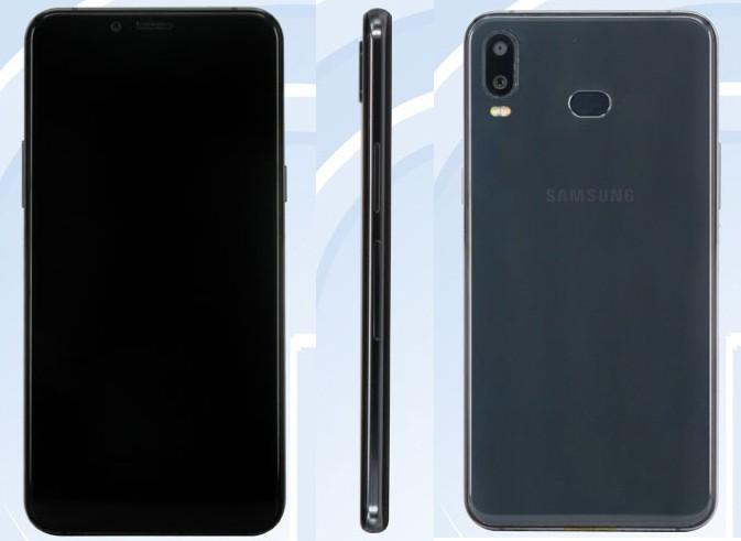 Samsung Galaxy P30 tasarımı!