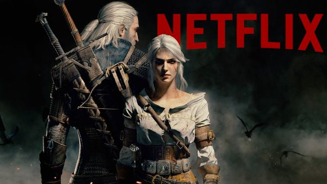 The Witcher dizisi