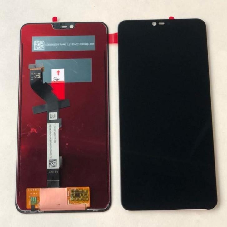 Xiaomi Redmi Note 6 ekran tasarımı
