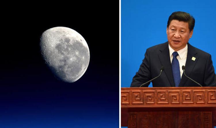 Çin yapay Ay yapıyor! SDN-3